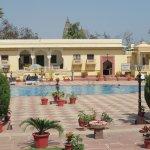 Foto de Amar Mahal Orchha