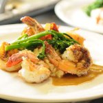 Fresh Gulf shrimp and fish, aged steaks and locally grown produce are the trademark of Jacmel In