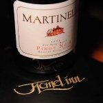 Jacmel Inn has an extensive collection of wine.