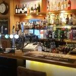 New bar and restaurant  at the dukes Folly.