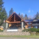 The Nisqually Lodge, an unexpected and lovely pleasure.