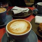 Foto de Box Brownie Coffee