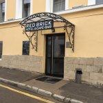 Отель Red Brick