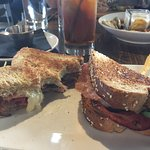 Grown up grilled cheese - amazing