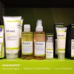 You can find these Murad skincare products and more for sale at Massage Envy.
