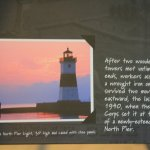 About the local lighthouses