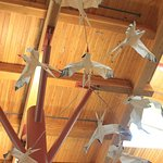 Artificial seagulls