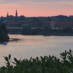 Georgetown view