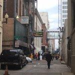 Alleyway to Rendezvous