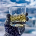 Whisky on the Glacial rocks please Sir.