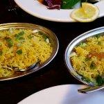 Our pilau rice