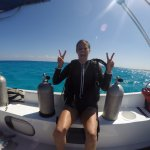 Open water PADI course w/ Hugo