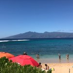 Nearby beach with amazing snorkeling