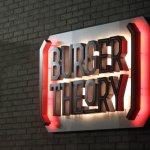 Burger Theory at the Holiday Inn Indianapolis Airport