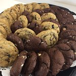 Chocolate Chip and Protein Cookies