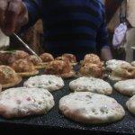 Paddu making