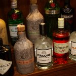 lots of gins