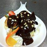dessert gourmand copieux et classique