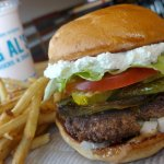 Jalapeno Cream Cheese burger (previous special at Big Al's)