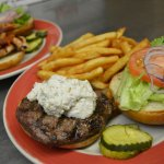 Black & Blue Burger