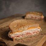 Lighthouse Turkey Cheddar Sandwich