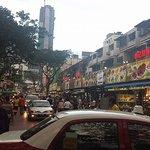 Restaurants and food stalls
