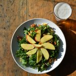 Kale Apple Salad Special