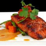 Pacific Northwest Cuisine IS salmon.