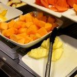 Fresh Fruit on Breakfast Buffet