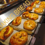 Bread baking class at Solar Gardens Firestick Cafe