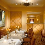 Restaurant Soleil, located on the 2nd floor of the Westin Palo Alto
