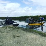 Photo de Airboat In Everglades