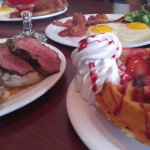 Great Weekend Breakfast, Brunch or Dinner