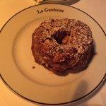 Un délicieux diner Un paris Brest mémorable