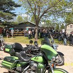 We are members of ABATE & love bikers