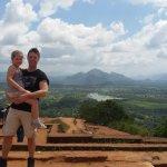 Citadel of Sigiriya - Lion Rock Photo