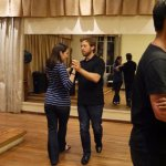 Learning a tango combination