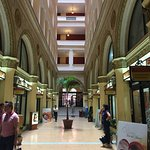 Shopping Mall in Hotel