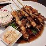 Photo of Kanikama suchi and noodle bar