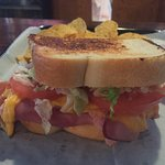 Dozens of decadent sandwiches to try! Bread bowl soups too!