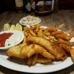"Juicy's Tempura Wild Cod Fish & Chips & more ""The Best"""