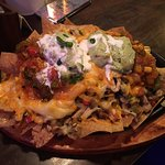 The best nachos I have ever try.