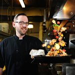 Chef Tony Hustad creates energetic and fresh menus daily.