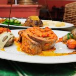 Sobrebarriga de Santa Fe Restaurante, La Macarena Bogota