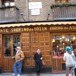 Restaurante Sobrino de Botin, Madrid - Espanha