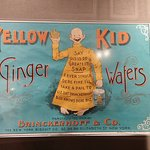 I didn't know about Yellow Kid