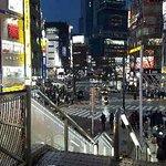 Photo of Shibuya Pedestrian Scramble