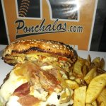 Ponchalo Burger