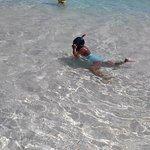 La playa Canto de Agua