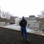 Balcon terraza de la habitacion
